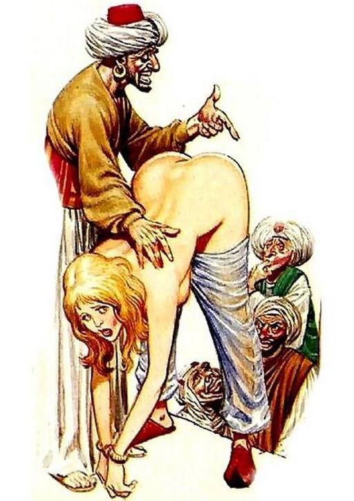 finger the slavegirl, then lick your finger