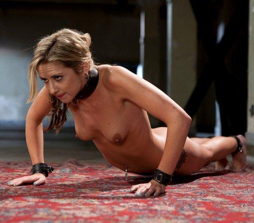 slave pushup