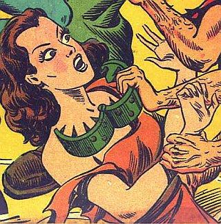 collared slavegirl