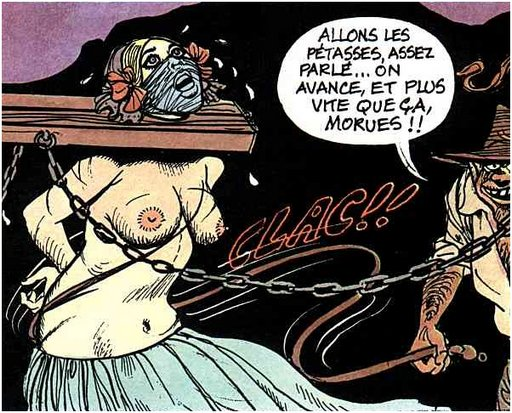 slaver-and-slave
