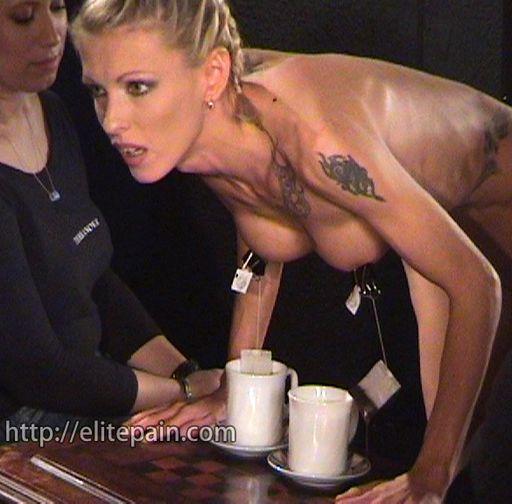 the nipples method of making tea