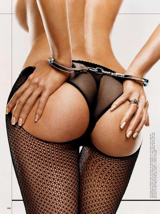 handcuffed porn mega star Tera Patrick