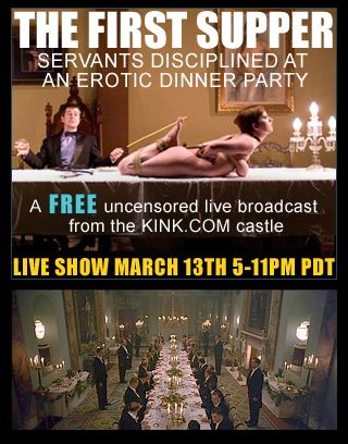 first supper free kinky show