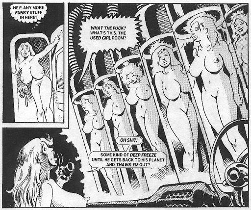 girls in tubes