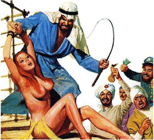 arab slave auction
