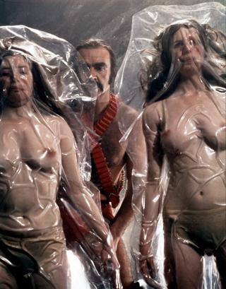 naked girls sealed in vacuum bags -- handy!