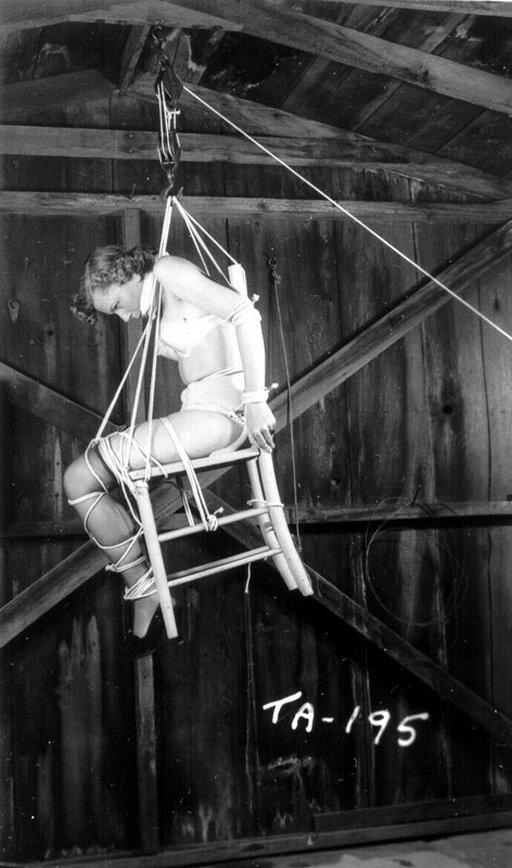 Vintage suspension bondage