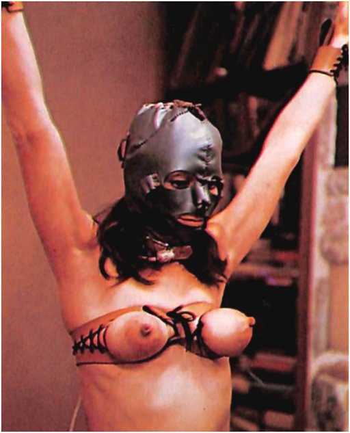 vintage leather kink gear