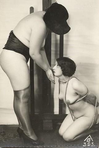 Vintage lesbian domination