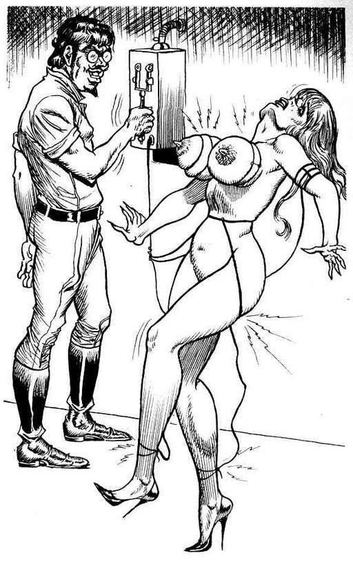 electric interrogation scene