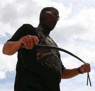 sinister whip master